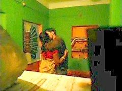 Sexy della di Desi Bhabi scopata da Vicino di Lo scandalo