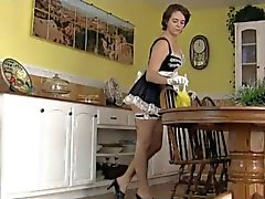 Housemaid Hairy Everywhere BVR