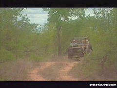 Diana Outdoor Ganbang in the Kruger Park