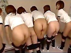 Die Crazy Japanese - De School Dokter Uncensored