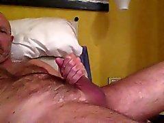 italian mature hairy man's hand job