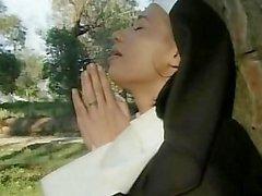 Fransızca Lezbiyen Immoral rahibe