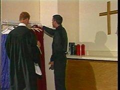 Bir rahip ve onun papaz