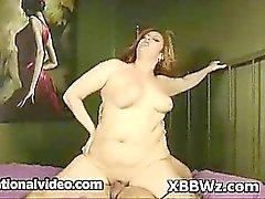 Crazy BBW Chick Screwed Explicit Wild