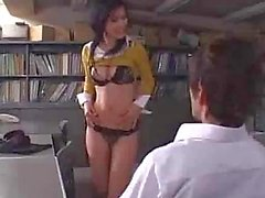 Asian Teacher Does Student In The Shower 00