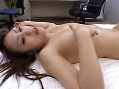 Ravishing Japanese girl with a wonderful ass is addicted to