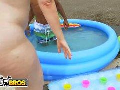 BANGBROS - Big Ass Redhead PAWG Virgo Peridot Loves Monster Cocks