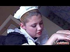 Alida ottiene il allenamento anale corretta Alicia Rhodes Gioiello scintilla della gemma scintilla di di Jay di R
