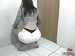 Big bunda brasileira Adolescentes Compilation 1