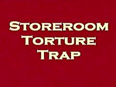 Virgin Pain 3 - Storeroom Torture Trap
