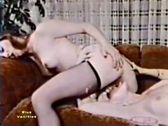Solo Females, Nudes and Lesbians 29 1970's - Scene 4