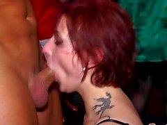 Real Feiern Laien genießen Sie Orgie