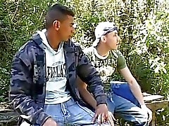 Renzo och Joey ängel på en varm resa