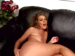 Cute blonde is a horny bitch that needs more than one cock at a time