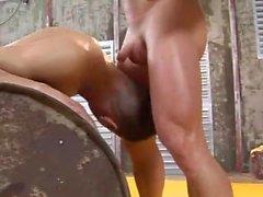 2. bodybuilders hallitsevat sekä vittua kova ( Brocky Brownin , ja Alfredo Castaldo )