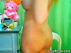 Asias Дарлинга Игрушки с Tranny Петуха