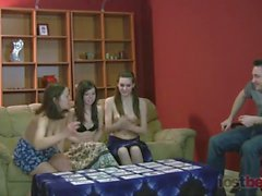 Strip Memory with Camilla, Taylor, and Nicole p1