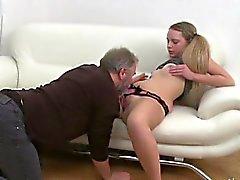 Pornstar pussy cumshot