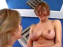 Big Tit Latina Goes Balls Deep