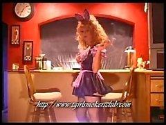 Heather для некурящих королевой трансгенных