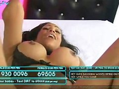 Savannah Mai Shows Pussy on Babestation Extreme