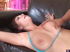 Sweet Teen Jasmine Gets Her Tits Creamed
