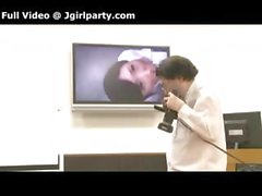 Japanese Boss Films Himself With His Slutty Secretary