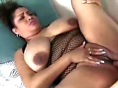 BBW Kira Banged And Jizzed On