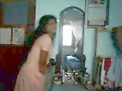Adolescente indiano
