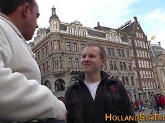 Real holandês prostituta spunked