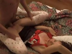 ROUGH FUCK #26 Submissive Teenage Slut, Hotel