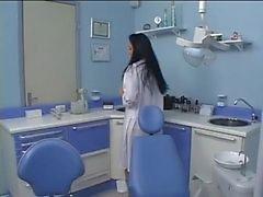 De Mirela dentista dando o cú_ ne consultó_rio