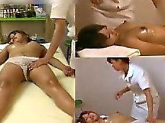 Travieso del masaje Japón