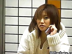 Free jav of Kinky Asian girl enjoys