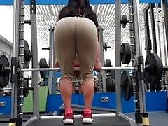 bunda de fitness sexy 1