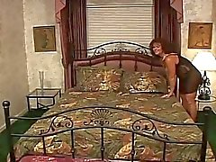 Extreme hardcore sex with a naughty milf and a big cock