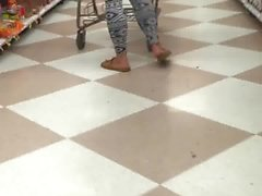 Jeune fille russe short booty jiggle