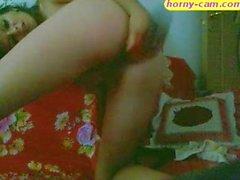 hot cam girl Chantel showing her hot ass