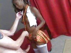 BAK für süße zierliches Schwarz Baby