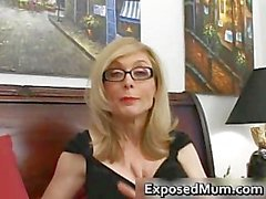 Hard part2 yalayarak bardakta Blond milf