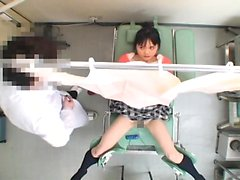 Busty Japanese hairy cunt toyed