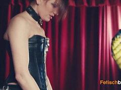 Amanda - Tief im Sklaven - osa 1