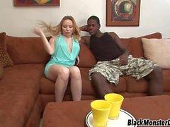 Aiden Starr Interracial Creampie