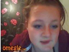 Jamie 18yr old chubby teases on cam