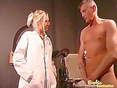 Femdom фетишам , немецкий Женское , BallBusting , пытки