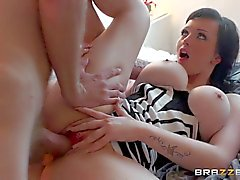 Jasmine James gets nailed by Danny D