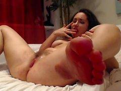 Sexy jeanna lee solo masturbation
