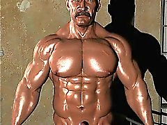 3D Lihaksikkaat homoille Big Cock Fantasian !