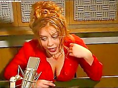 Krystal De Boor makes hot radio