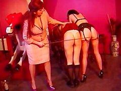 Tortured School Girls - Scene 1